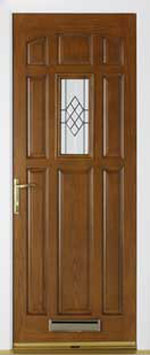 Woodlands Collection Single Composite Doors Composite