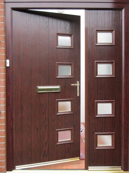 Offset Composite Doors Composite Offset Front Doors